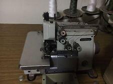 BROTHER MA4-B551 INDUSTRIAL 5 THREAD OVERLOCKER  MACHINE,GOOD CONDITION