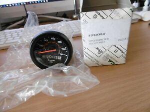 CAGIVA BOXED NOS SPEEDO SPEEDOMETER 800074407 POSSIBLY PRIMA UK CLOCK