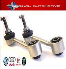 FITS VW SCIRROCO 2008> REAR ANTI ROLL BAR STABILISER LINK DROP ROD BARS 2PCE