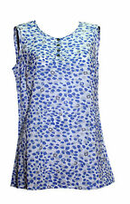 Women's Cotton Animal Print Casual Vest Top, Strappy, Cami Tops & Shirts
