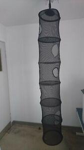 Ikea/PS Fängst 16949 Reuse in schwarz, Hängeschrank, 6 Fächer