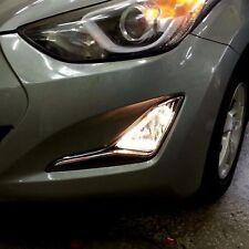 OEM Bumper DRL Fog Light Lamp Assy Cover LH RH for HYUNDAI 2014-2016 Elantra MD