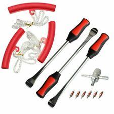 Durable Atv Motorcycle Bike Barrow Tire Spoon Lever Iron Tool Change Kit Us