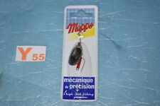 Cuiller tournante MEPPS AGLIA ARGENT spécial Mulet N°3 neuf