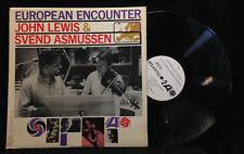 John Lewis/Svend Asmussen-European Encounter-Atlantic 1392-WLP PROMO