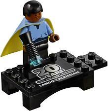LEGO Lando Calrissian STAR WARS 20th Anniversary Minifigure + Stand 75259