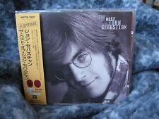 """JOHN SEBASTIAN  """"THE BEST OF JOHN SEBASTIAN"""" CD JAPAN FROM THE LOVIN' SPOONFUL"""