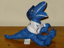 Delino DeShields 2018 Texas Rangers Plush Dinosaur 5-6-18 SGA Boston Red Sox