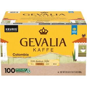 Gevalia Colombian Medium Roast  K-Cup Coffee Pods (100 ct.) BEST DEAL