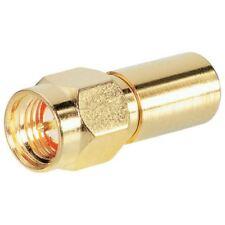 BKL 0409055 SMA Male Terminator 50 Ohm Gold-plated