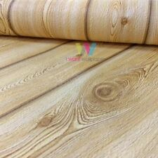 Erismann Pine Wooden Beam Pattern Wallpaper Faux Wood Effect Realistic 4301-4