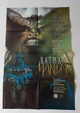 DC Comics Batman Mamba Poster 22x34