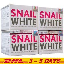 *4 x 50ml Namu Life SNAIL WHITE Whitening Regenerate Recovery Repairing Cream