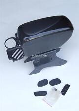 Reposabrazos Centrales Nuevo Negro Cuero Artificial con Soporte Botes 09