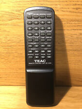 Teac RC-1270 Genuine Replacement Remote Control OEM For CD P-650