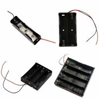 18650 Battery Holder Box Case 1x 2x 3x 4x DIY fit For Battery Safety B2U