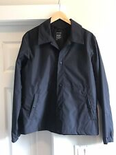 PRISTINE! Unisex Helmut Lang Stadium Jacket, Black, Recycled, Size L, WORN ONCE!