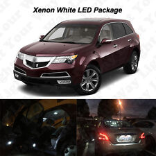 21 x White SMD LED Interior Bulbs + Reverse + Tag Lights For 2001-2013 Acura MDX