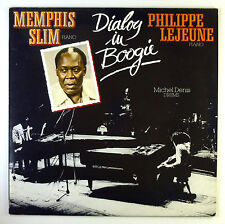 """12"""" LP - Memphis Slim - Dialog In Boogie - k6031 - washed & cleaned"""