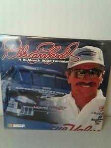 NASCAR Dale Earnhardt SR 16-month 2002 Collector's calendar - NIP