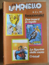 IL MONELLO n°5 1972 Cristall Fumetto Pelè + inserto A SIRENE + figurine  [G391]