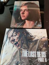 The Last of Us Part II 2 Steelbook Special Edition PS4 (Sony PlayStation 4, 2020