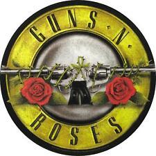 "Guns N 'ROSES schiena ricamate/Back Patch # 2 ""Logo"" - 29m"