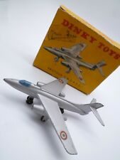 VINTAGE FRENCH DINKY 60B SUD AVIATION VAUTOUR SNCASO IN ORIGINAL BOX 1957-59