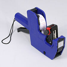 Price Marking Labeler Price Tag Gun Price Marking Gun Kit w/ Price Roll.