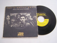 SP 2 TITRES VINYL 45 T ,THE J. GEILS BAND , PACK FAIR AND SQUARE . VG + / VG ++