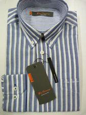 Camicie casual e maglie da uomo blu Ben Sherman