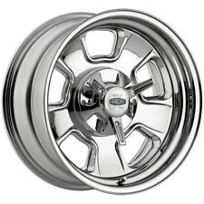 "Cragar 390C Street Pro 15x8 5x4.5""/5x4.75"" -6mm Chrome Wheel Rim 15"" Inch"