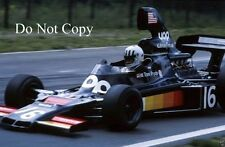 Tom Pryce U Shadow BELGIAN GRAND PRIX 1975 photo