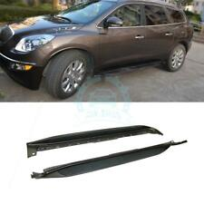Mark For Buick Enclave 09-14 Nerf Bars Running Board Foot Board Set C