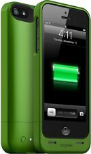Brand NEW Mophie Juice Pack Helium Battery Case for iPhone 5 5S 5SE Green