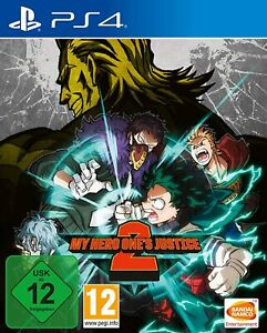 PS4 - My Hero One's Justice 2 - Standard Edition - (NEU & OVP)