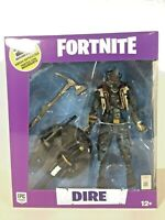 "McFarlane Toys  FORTNITE EPIC games Dire 7"" Action figure"