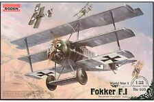 RODEN 605 1/32 Fokker F.1