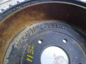CHEVY MALIBU Chevrolet Rear Brake 78-03