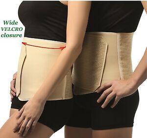 Post Pregnancy Postnatal Abdominal HERNIA Support Belt Girdle Band Comfortable