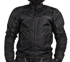 Motorradjacke mit Protektoren Herren Textil Motorrad Jacke Roller Gr. S - 7XL