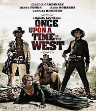 Once upon a time in the west (1968) Sergio Leone western movie poster print