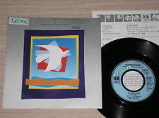 "SUPERTRAMP - FREE AS A BIRD / THING FOR YOU - 45 GIRI 7"" GERMANY+ PROMO SHEET"