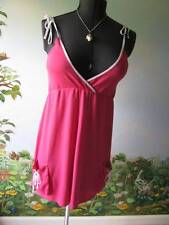 Cover Me Pink Beach Swimsuit Cover up  SZ XL NWT