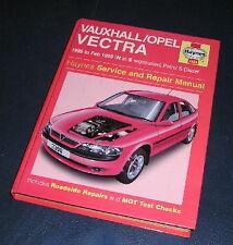 Vectra 1998 car service repair manuals ebay 1995 99 vauxhall vectran s regpetroldiesel haynes workshop manual number 3396 fandeluxe Choice Image
