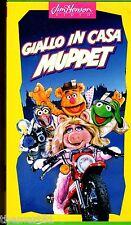 Giallo in casa Muppet  (1994) VHS Buena Vista