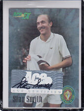 2011 Ace Authentic Stan Smith International Tennis Hall Of Fame Auto Autograph