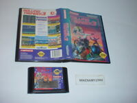 ROLLING THUNDER 3 game only in original case for Sega GENESIS system