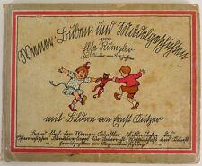 Ernst Kutzer und Else Rumpler.Wiener Buben- und Mädchengeschichten.Erste Ausgabe
