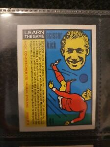 Learn the Game (Anglo Confectionary) - World Cup 70 - Denis Law (Man United)